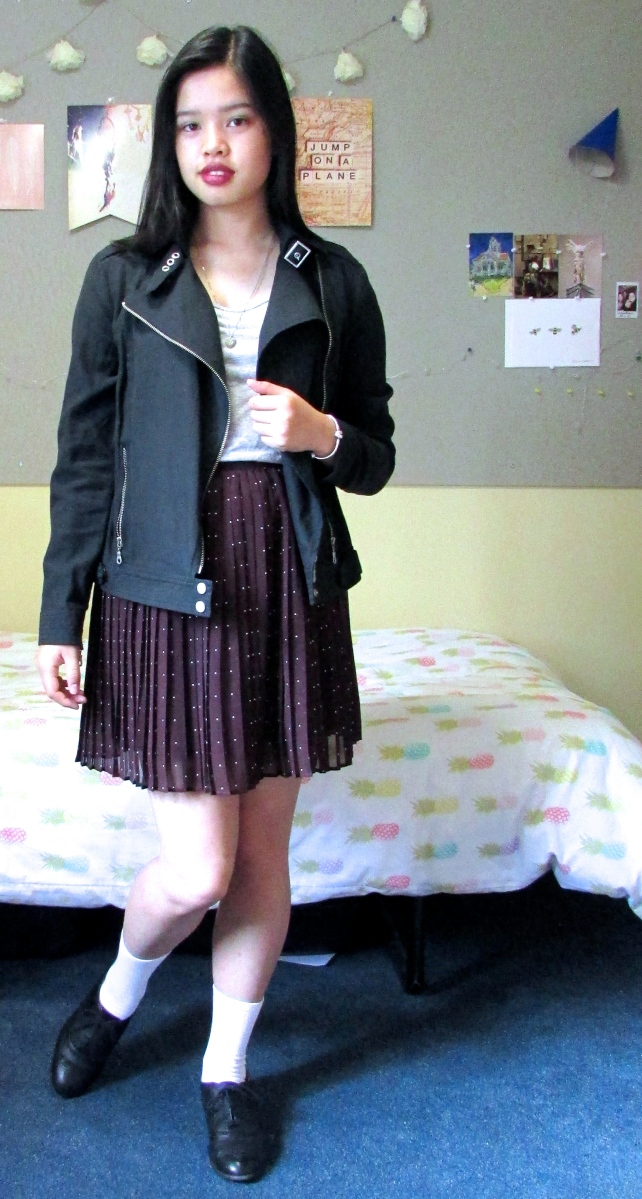 Outfit of the Week: The Student